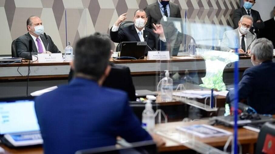 CPI interrompe acesso a documentos sigilosos para evitar vazamento