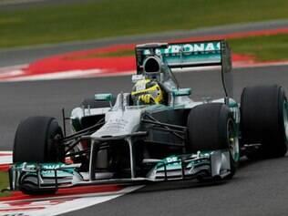 Rosberg foi o mais eficiente em Silverstone e venceu o GP da Inglaterra