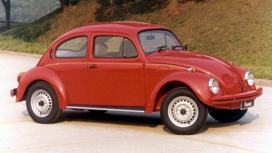 VW Fusca: última série fabricada no Brasil ainda tem boa procura entre os anúncios na internet