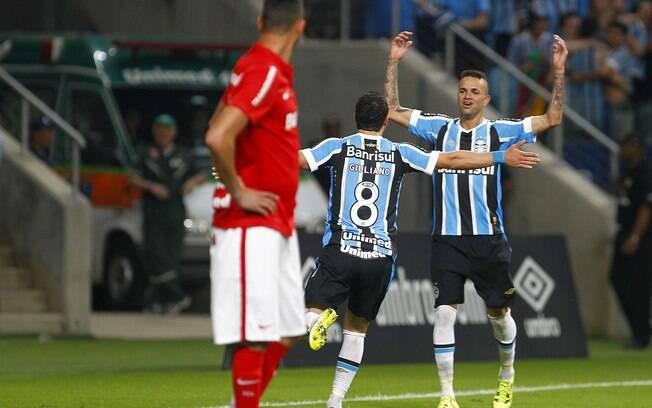 d362dbb9fb Grêmio é o único entre os 9 primeiros a vencer em rodada com lance ...