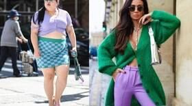 A combinação que tem sido a aposta das fashionistas