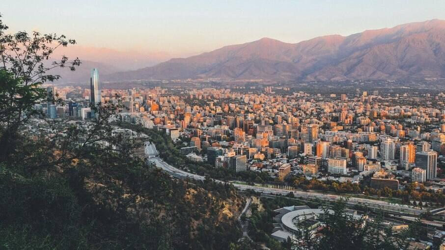 O Chile já possui 65,50% da população imunizada