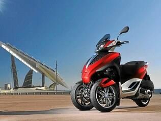 Modelo oferece freios ABS e controle de tração