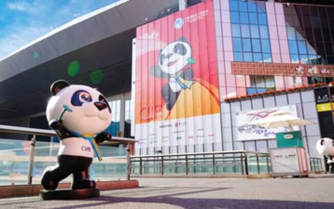 Faltam 200 dias - Bem-vindo à China International Import Expo (CIIE)