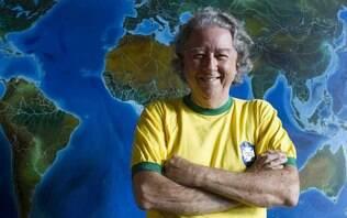 Criador da camisa amarela da seleção brasileira morre aos 83 anos de idade