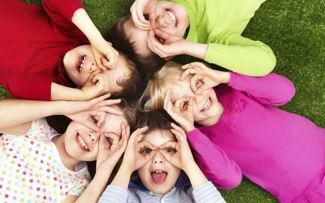 Brincar ao livre é uma oportunidade de desenvolvimento para as crianças