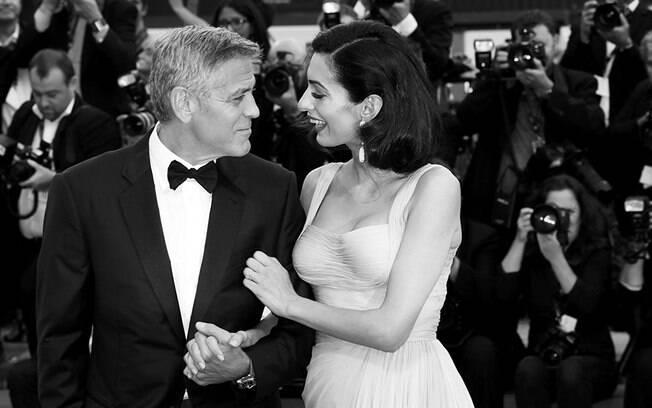 George Clooney e Amal Clooney desmentem divórcio: