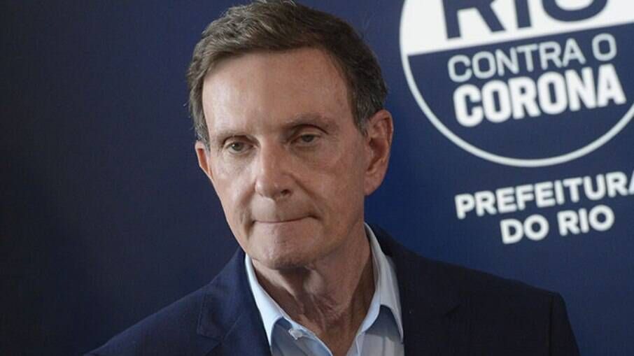 Ex-prefeito do Rio de Janeiro Marcelo Crivella (Republicanos)