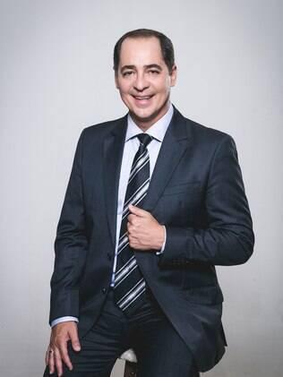Empresário Paulo Vieira é presidente da Febracis Coaching Integral Sistêmico, uma das maiores instituições do mundo