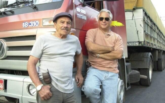 Pedro e Bino foram relembrados 14 anos depois com a greve dos caminhoneiros e viraram memes