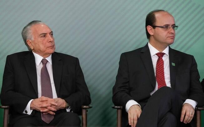Temer e Rossieli Soares anunciaram investimentos no novo ensino médio e na avaliação do impacto do ensino integral