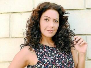 Distinção. Fabiula conta que personalidade de Cristina é completamente diferente da sua, alegre e despretensiosa