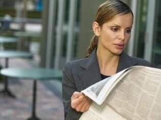 Mulheres pesquisadas produziram mais hormônios relativos ao estresse ao serem expostas a notícias negativas