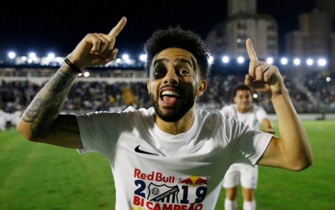 Red Bull Bragantino foi campeão da Série B de 2019