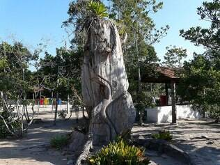 Parque da Lagoa do Peri: estrutura para piqueniques e brincadeiras