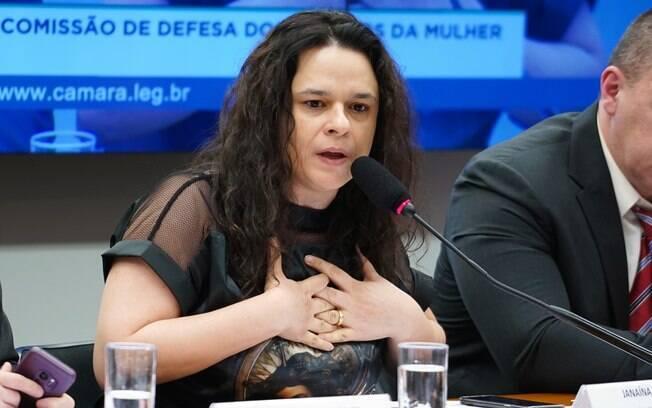 Deputada estadual Janaína Paschoal (PSL-SP)