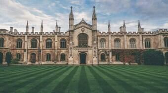 Oxford abriga cenário de