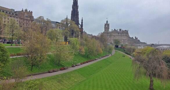 5 ideias de passeios em Edimburgo