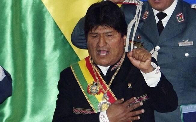 Saída de Morales deixou os bolivianos sem um chefe de Estado