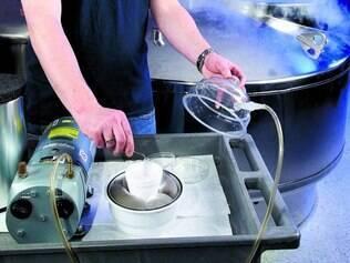 Procedimento.Empresas pagarão até US$ 20 mil para que suas funcionárias congelem seus óvulos