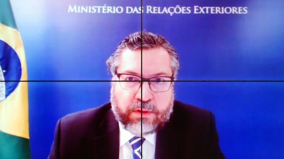 Chanceler foi criticado por sua fala contra a senadora Kátia Abreu
