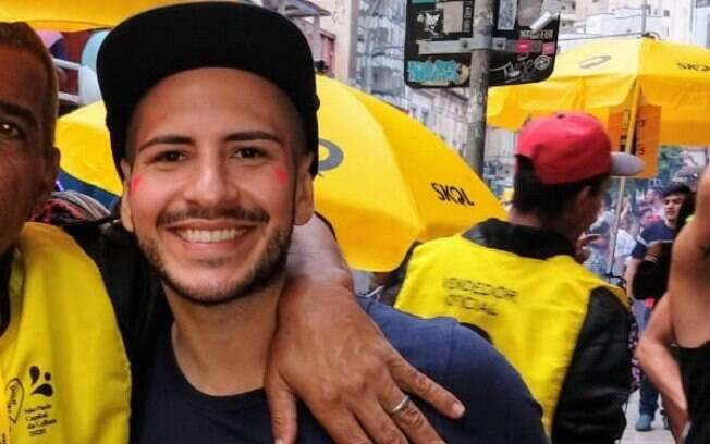 Guilherme Cimatti no Carnaval 2020