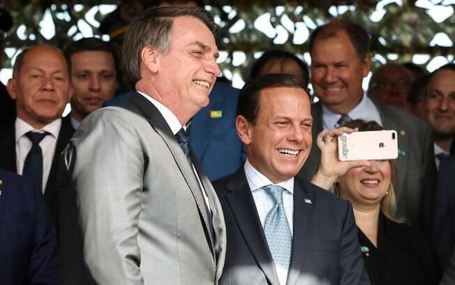 Mesmo aliado de Bolsonaro, Doria repudiou resposta dada a presidente da OAB