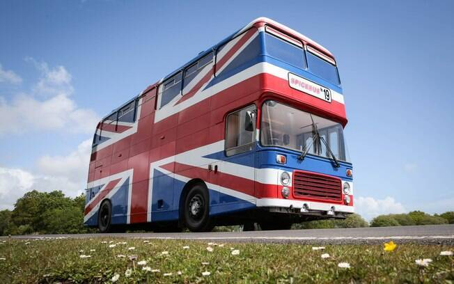 Ônibus das Spice Girls