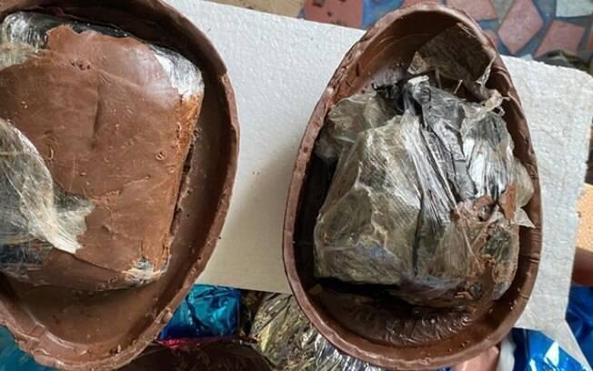 GM apreende drogas dentro de ovos de Páscoa em Campinas