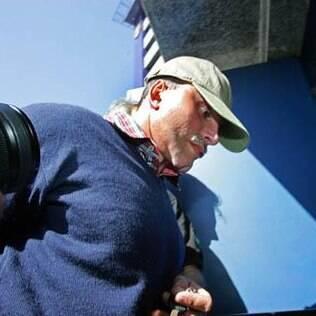 Traficante Juan Carlos Ramirez durante prisão em São Paulo