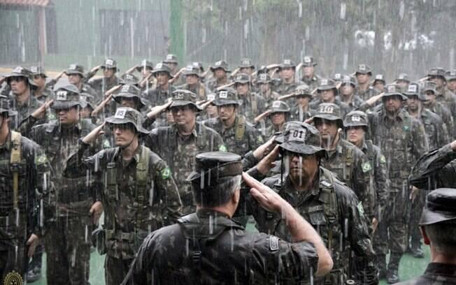 Maioria dos crimes dos quais são acusados são crimes de hierarquia, tendo como principal peça acusatória a palavra de soldados