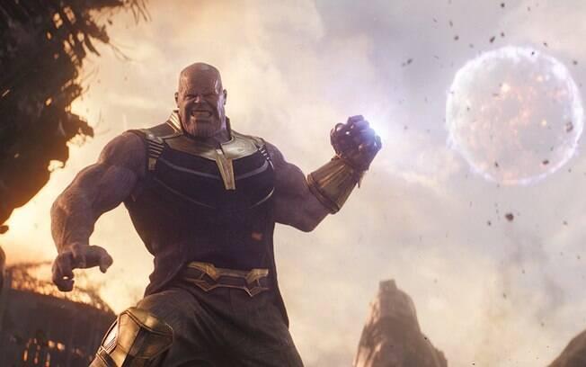 Thanos, o grande protagonista de Vingadores: Guerra Infinita