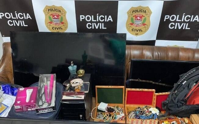 Polícia prende casal e filho suspeitos de roubos a casas no Alto Taquaral, em Campinas