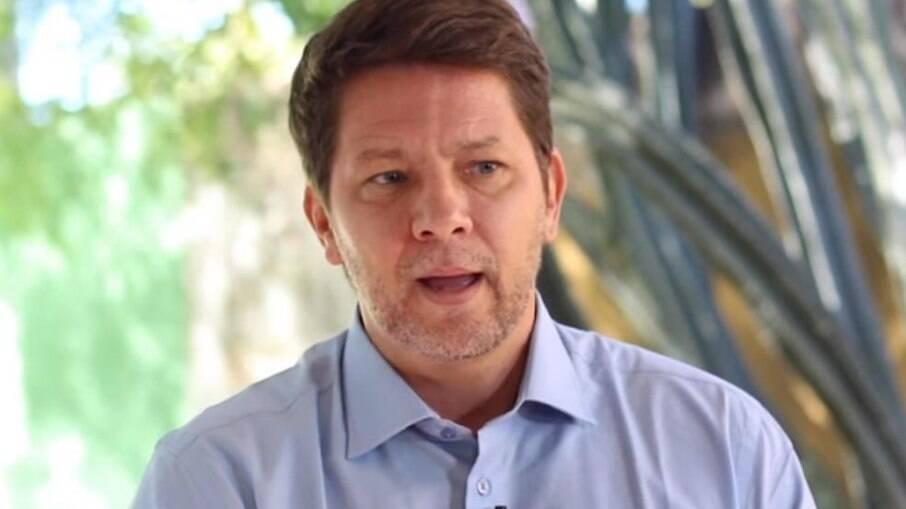 Mário Frias critica governo de Eduardo Leite