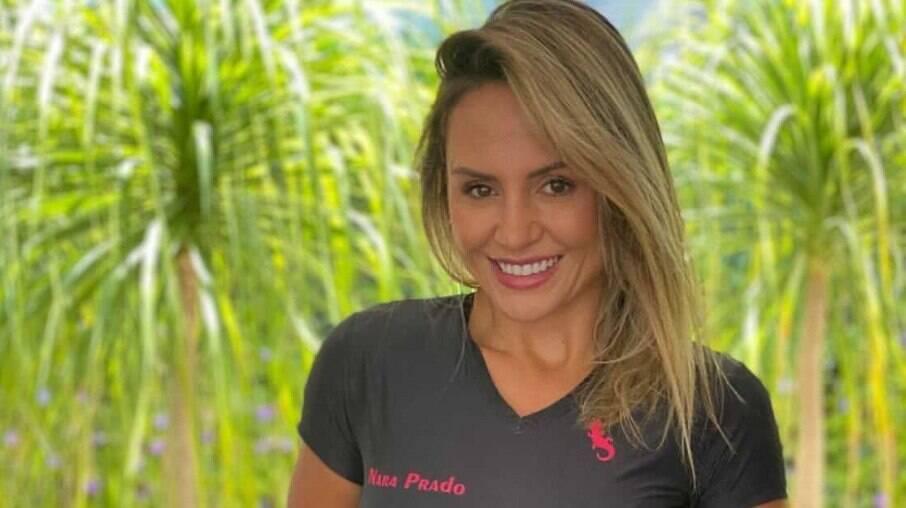 Nara Prado es entrenadora personal y ex deportista de la selección brasileña de balonmano