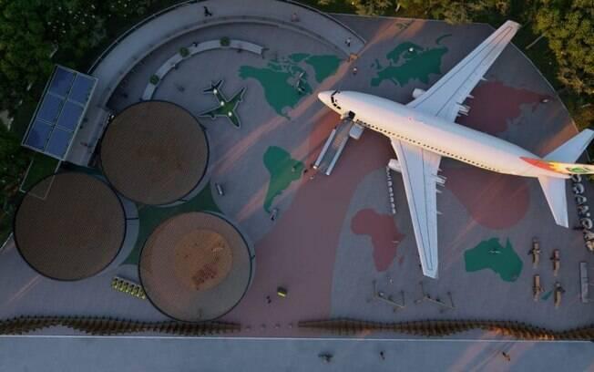 Canoas terá a primeira AviãoTeca do país