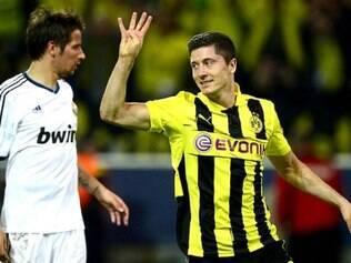 Lewandowski, que marcou quatro gols na última temporada, não atua nesta quarta