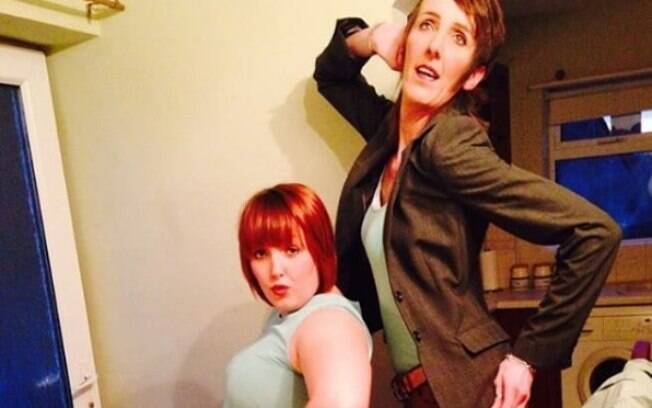 Altura de britânica não é mais um problema: hoje, Melanie diz que gostaria de ser um pouco mais alta
