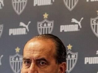 Alexandre Kalil pediu para a torcida não colocar a culpa em nenhum jogador ou treinador