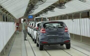 O que a suspensão da fábrica da Chery diz sobre o setor automotivo?