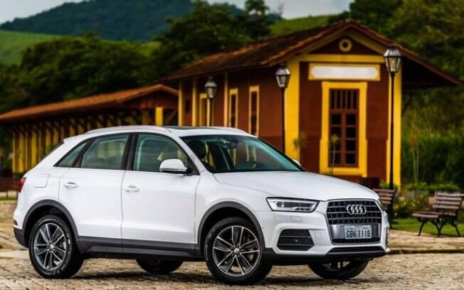 Audi Q3 feito no Brasil tem produção encerrada. Será encontrado nas lojas do País até quando durarem os estoques