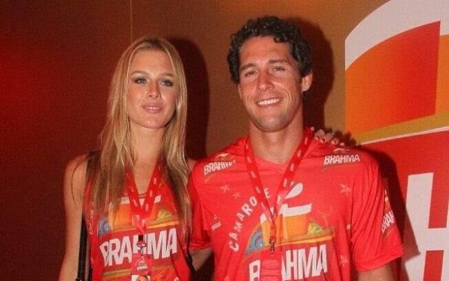 Fiorella Mattheis e Flávio Canto