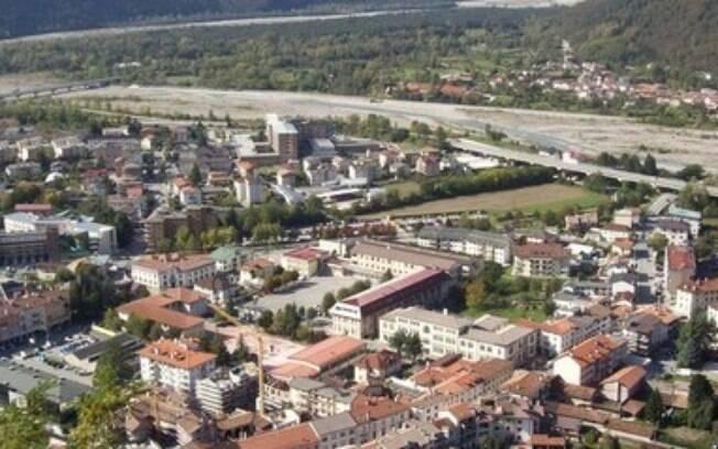 Terremoto de 3,5 graus na escala Richter atingiu a Itália