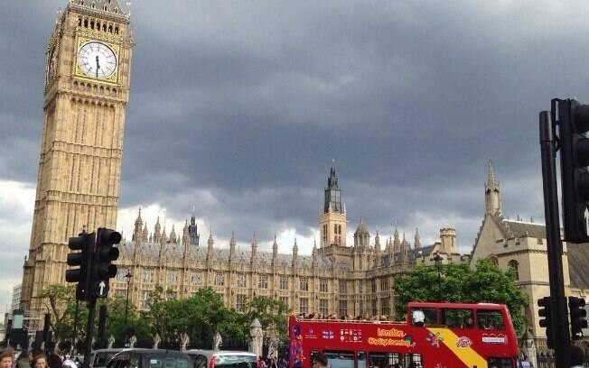 A programação em Londres é cheia de história e acessibilidade