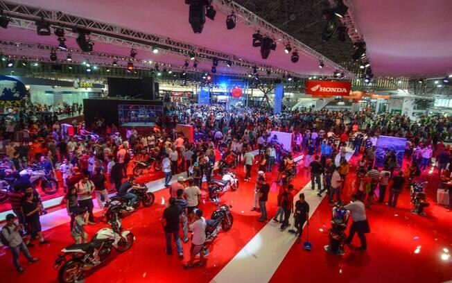 Salão Duas Rodas: o evento é um dos maiores da categoria na América Latina