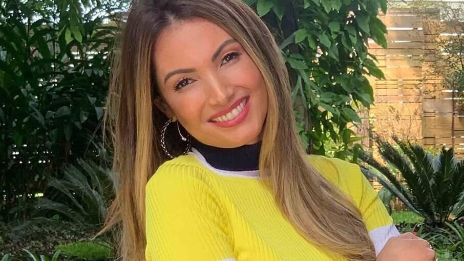 Patrícia Poeta, de 44 anos