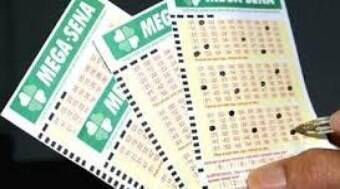 Uma aposta acerta as seis dezenas e ganha R$ 11 milhões