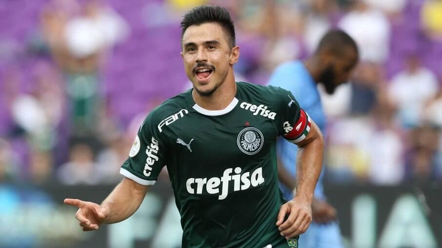 Willian Bigode pode trocar o Palmeiras pelo Fluminense