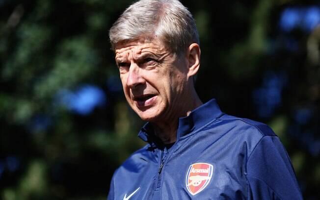 Arsene Wenger, técnico do Arsenal por 22 anos