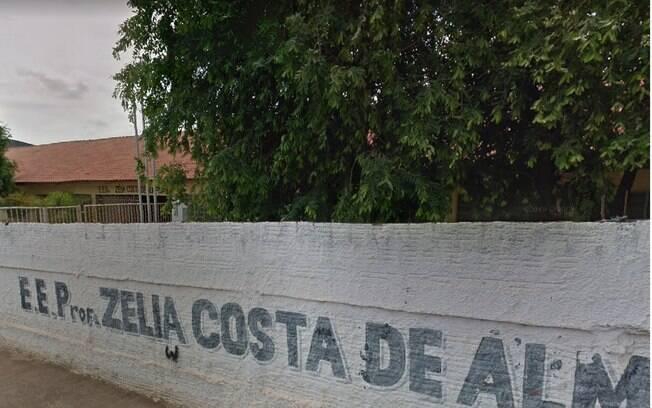 Escola Estadual Zélia Costa Almeida, em Cuiabá